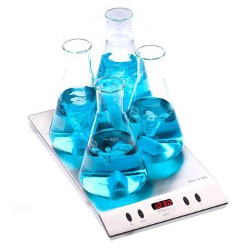 搅拌器,Wiggens,多位电磁感应磁驱,WHMIX 4MS,搅拌位数:4,每单位搅拌量:1-3000ml