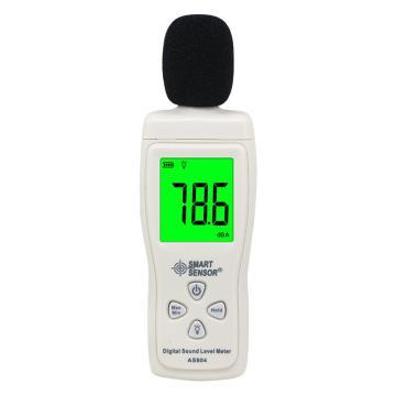 希玛/SMART SENSOR 迷你型数字噪音计,AS804,30~130dBA