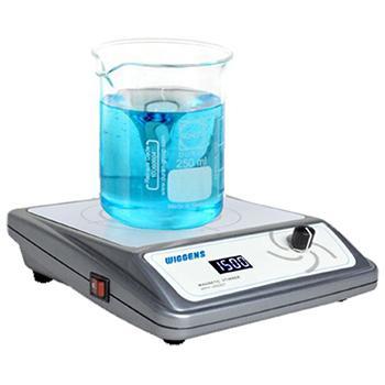 搅拌器,Wiggens,模拟调节式,WH-210A,显示方式:刻度显示,搅拌位数:1,搅拌台面尺寸:158x143mm