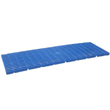 恋亚 防潮垫仓板,全新HDPE料,尺寸(W*D*H)mm:900*300*25,蓝色,承重:1T