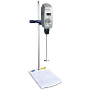 电动搅拌器,弗鲁克,R30A标准套装,搅拌量50-30000ml,转速范围10-2000rpm