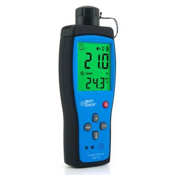 希玛/SMART SENSOR 氧气检测仪AR8100,0~25%,带充电
