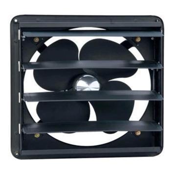百叶窗敞开式换气扇,德通,FBD25-4,220V,Ф250mm