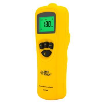 希玛/SMART SENSOR 一氧化碳(CO)检测仪AR8700A,0~1000PPM,扩散式,电池版