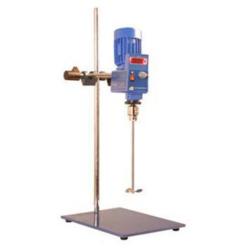搅拌机,悬臂式,AM120Z-H,数显234005,转速低档: 60~500 rpm,高档:240~2000 rpm,搅拌量20000ml