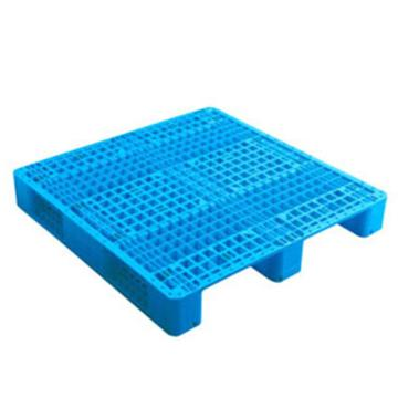 恋亚 塑料托盘,网格川字,全新HDPE料,尺寸(W*D*H)mm:1300*1100*150,蓝色,动载1.2T,静载4T,上货架载重:0.7T