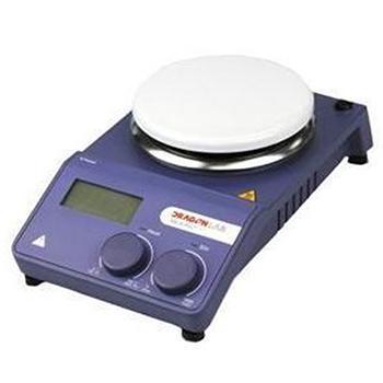 磁力搅拌器主机,加热数显型,MS-H-Pro,不锈钢面盘