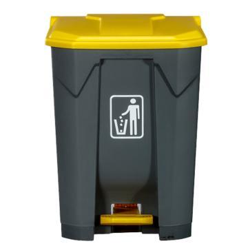 超宝脚踏式垃圾桶,B2-010C 68L