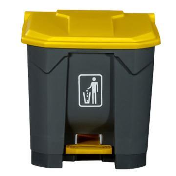 超宝脚踏式垃圾桶,B2-010A 30L