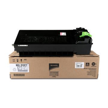 夏普粉盒墨粉 MX-312CT适用 MX-M2608N/M3108N/M3508N/M2608U/M3108U/M3508U