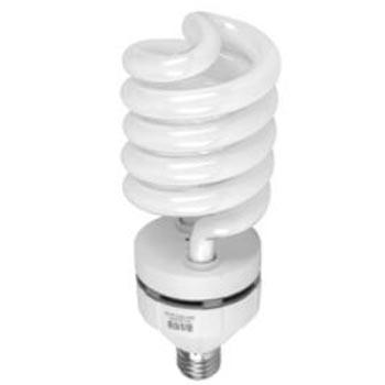 科导 BS-65W半螺节能灯65W E27白光,尺寸h1:180mm,h2:207mm D76,整箱20个每箱