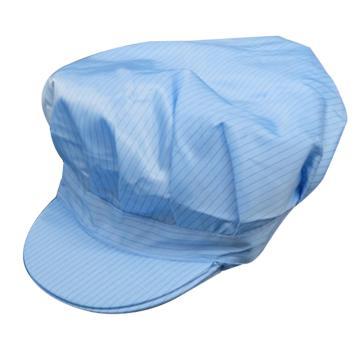 工作帽,蓝色,大号