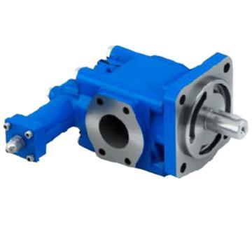 RICKMEIMER 齿轮泵泵头(不含电机) 443350 R45/80 FL-Z-DB16-W-SAE2-R-SO
