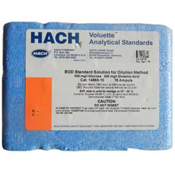 哈希 BOD标准液,10ml/瓶 16瓶/盒