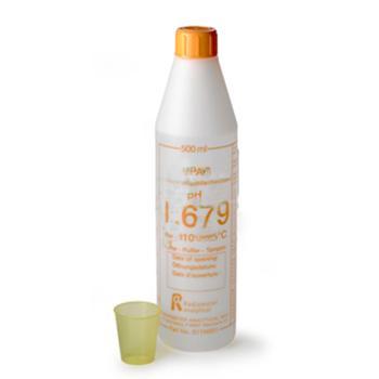 pH缓冲液,哈希 pH标准液,pH 1.68,规格500ml