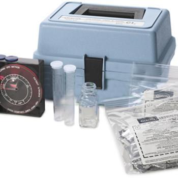 测试盒,哈希 游离氯、总氯测试盒,14542-00