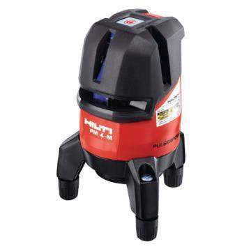 喜利得/HILTI 激光标线仪 PM 4-M,方形/水平/对准/水管