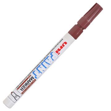 三菱油漆笔 PX-21 棕色  12支/盒菱油漆笔 PX-21 蓝色