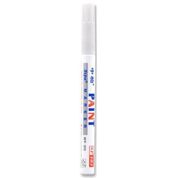 中柏油漆笔,SP-103白色12支/盒