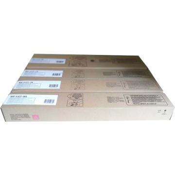 夏普彩色复印机复合机碳粉墨粉盒MX- 4128NC/5128NC机型墨粉MX-51CT 黑色