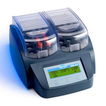 COD消解仪,哈希 DRB200消解器,16mm孔数量15