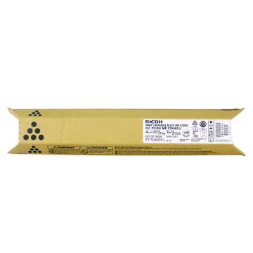 理光黑色碳粉盒MPC2550C型(841224)MP C2010/ C2030/C2050/C2530/C2550