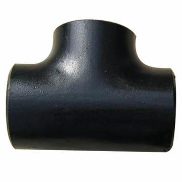 河北圣天 碳钢20#对焊同径三通,TS-89*5-20#-GB/T12459-2017,Ⅱ系列