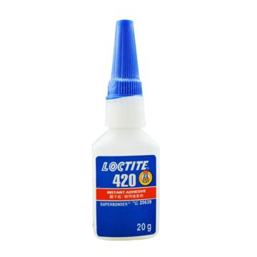 乐泰瞬干胶,Loctite 420,20g