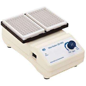 96孔微孔板混匀仪,速度可调,二块96孔板专用,其林贝尔,QB-8002