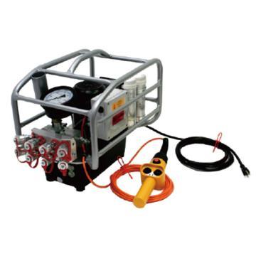 凯特克 HYTORC 电动液压泵,230V 700Bar,JETPRO9.3-4T