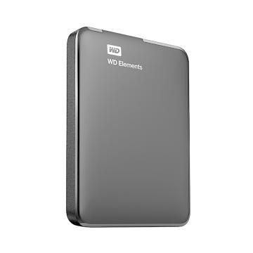 西部数据(WD) 移动硬盘 3TB(WDBU6Y0030BBK)