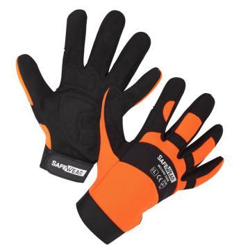 防护手套,橙色,L,12副/打