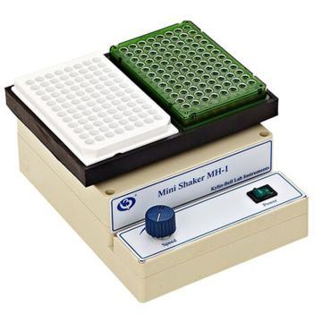 微量振荡器,调速,可放二块96孔板,其林贝尔,MH-1