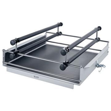 摇床夹具,艾卡,AS501.3,分液漏斗夹具,用于进行介质的振荡,洗脱,萃取,气化,溶解及浓缩