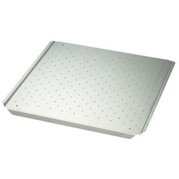 摇床摇板,艾卡,AS 4000.2,工作盘尺寸:430x430mm,用于固定锥形瓶和圆底烧瓶(不含夹具)