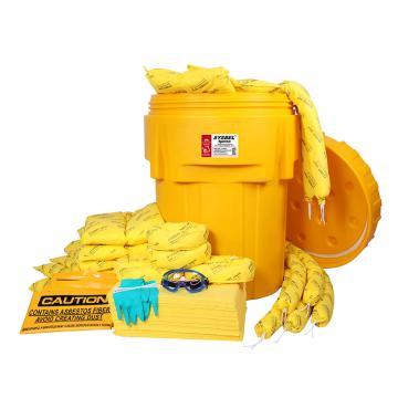 西斯贝尔SYSBEL 95加仑泄漏应急处理桶套装,防化类,SYK951