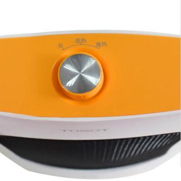 TOSOT 远红外取暖器,NST-8,220v,800w,倾倒自动断电,2档功率可调