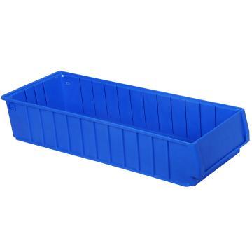 力王 PK6214A多功能物料盒,600x235x140,深蓝色