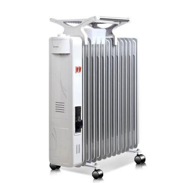 格力 电热油汀,NDY06-26,220v,2600w,13片加热片,倾倒自动断电,3档功率可调,恒温