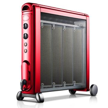 格力 电热膜取暖器,NDYC-21b-WG,220v,2100w,过热保护,恒温,加湿,2档功率可调