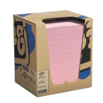 NEWPIG防化学吸污垫,重型,25cm*33cm,MAT351