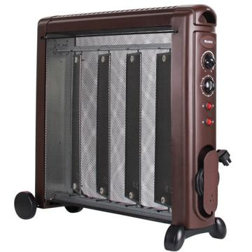 格力 电热膜取暖器,NDYC-21a-WG,220v,2100w,过热保护,恒温,加湿,2档功率可调