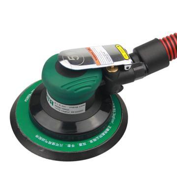 """世达 6""""工业级自吸尘式气动打磨机(偏心距2.00 2.5mm),02659"""