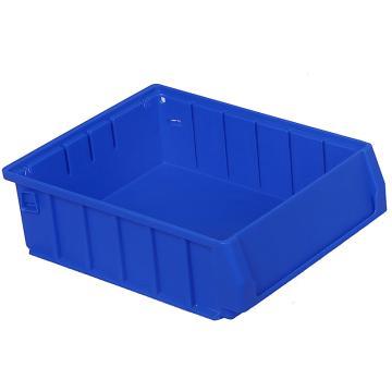 力王 多功能物料盒,300*234*90mm,全新料,深蓝色, PK3209A