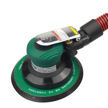 """世达 6""""工业级自吸尘式气动打磨机(偏心距2.00 5mm),02662"""