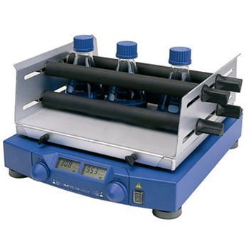 震荡摇床,艾卡,HS 260控制型,往复式震荡,速度范围:10-300rpm,最大承重:7.5kg