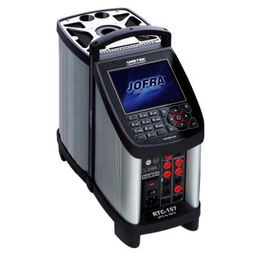 阿美特克/AMETEK RTC-157B干体炉,温度范围:-45~155℃,含DLC探头输入/参考探头输入/被检表信号输入,需另配套管使用