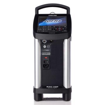 阿美特克/AMETEK RTC-700C干体炉,温度范围:33~700℃,含DLC探头输入/参考探头输入,需另配套管使用