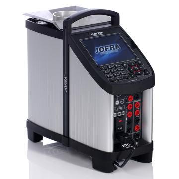 阿美特克/AMETEK RTC-250B干体/液槽两用温度炉,温度范围:33~250℃,含DLC探头输入/参考探头输入/被检表信号输入,需另配套管使用