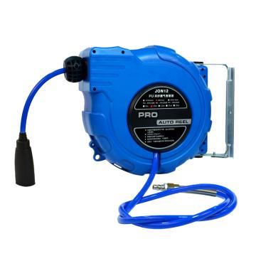 强生JOSON PU夹纱气管卷管器,Φ10xΦ14.5*10M,蓝色,JON12Q1010/BU